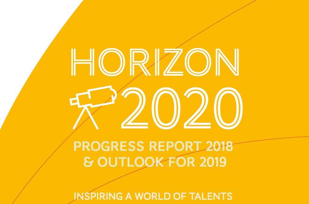 Perspectives 2019, rapport d'activité 2018, découvrez notre nouveau rapport annuel !