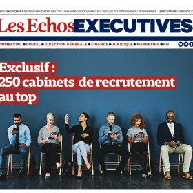 Exclusif : Lincoln en top position du palmarès des Echos Executives & de l'institut Statista