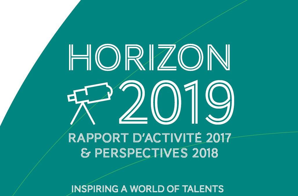Dynamiques internationales, tendances sectorielles, perspectives 2018/2019 : découvrez notre dernier rapport d'activité.